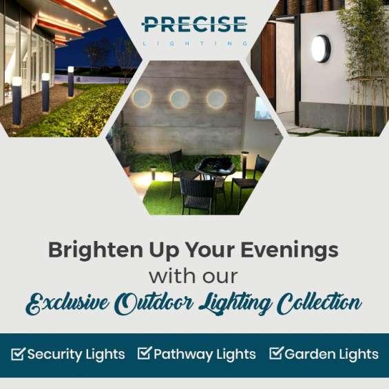 Shop outdoor lighting fixtures online | home exterior lights in nigeria