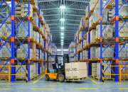Heavy duty racking systems on moderation
