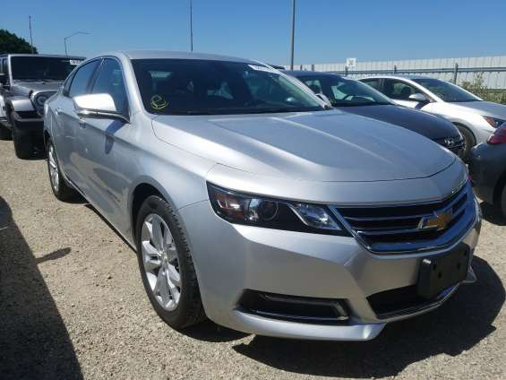 2019 chevrolet impala for sale at autobidmaster